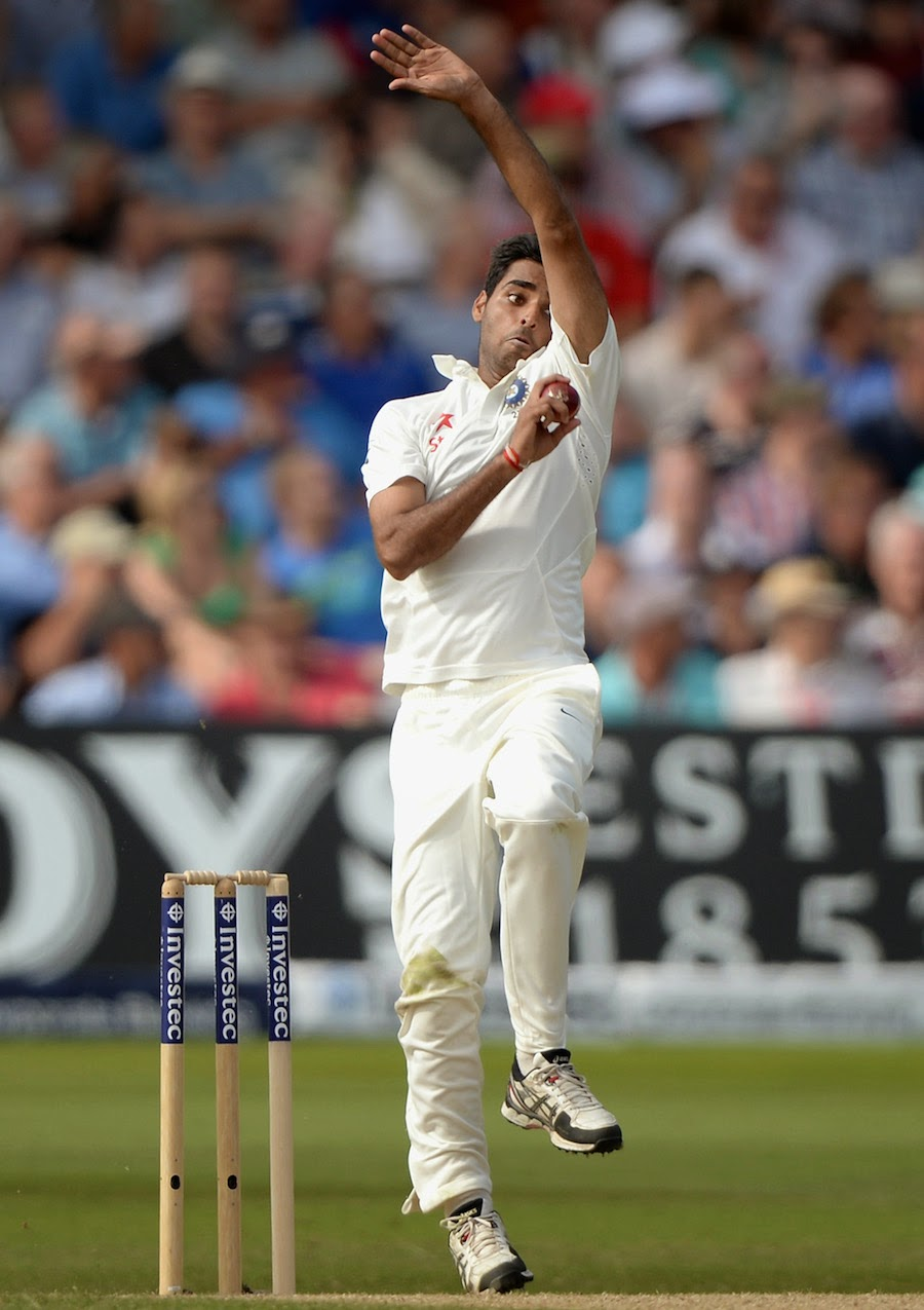 Bhuvaneshwar kumar takes 6 wickets against england at lords