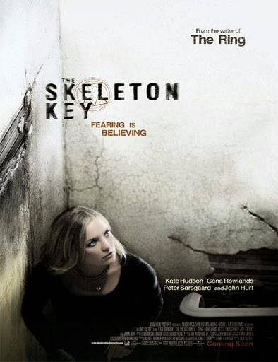 Ver La llave del mal (The Skeleton Key) (2005) Online