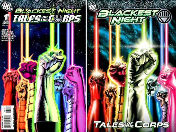 Blackest Night Saga DC Essential Edition Reviews