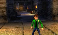 ben 10 ultimate alien psp