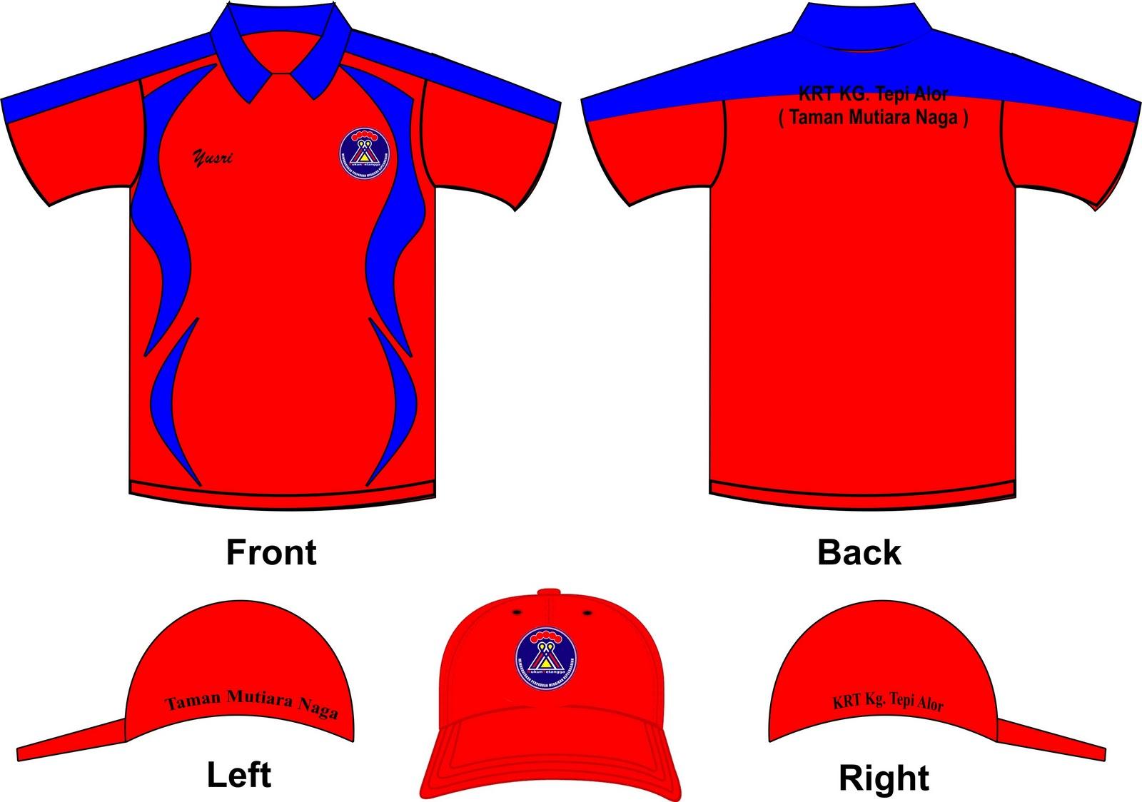 Contoh Design Baju t-shirt