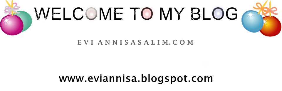 Evi Annisasalim.com