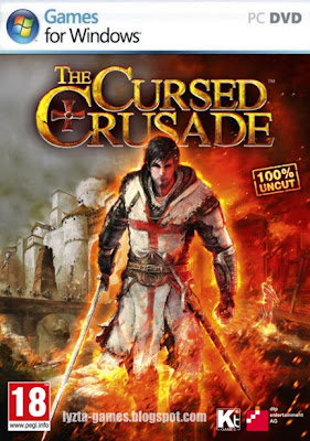 The Cursed Crusade PC Cover
