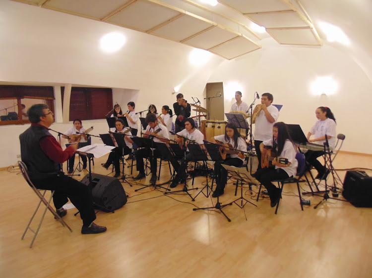 Orquesta de Instrumentos Andinos de Putaendo