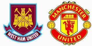 Prediksi :  West Ham United vs Manchester United 8 februari 2015
