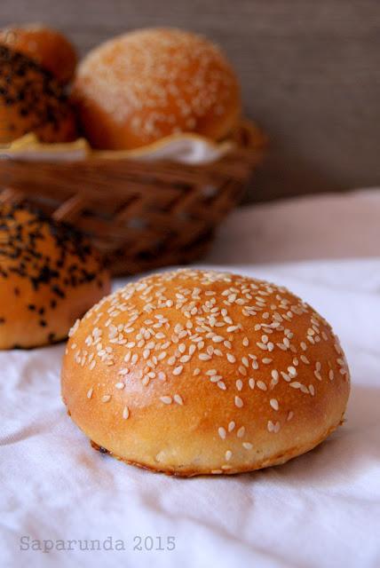 panini per hamburger morbidi ricetta