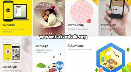 ¿Como funciona KakaoTalk?