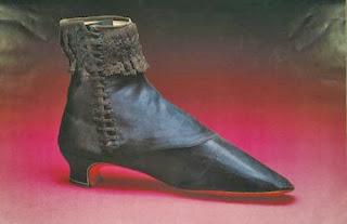 zapatos de Sissi