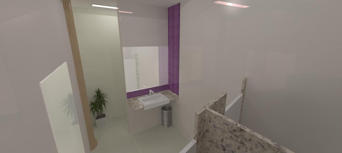 Banheiro masculino e feminino de igreja -> Sonhar Banheiro Feminino