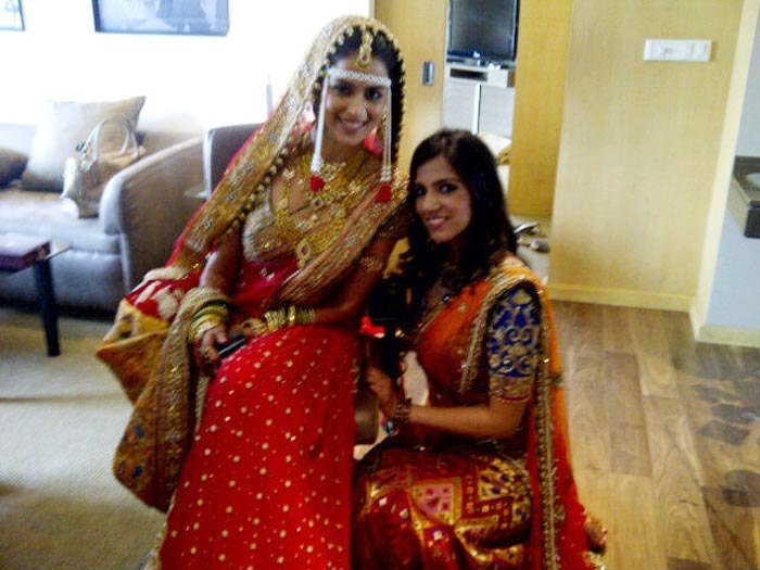 Genelia D'Souza married with Riteish Deshmukh [Wedding ...