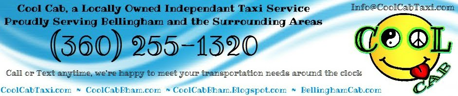 Cool Cab's Taxi Blog (Bellingham, WA)