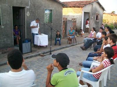 JM de Serrinha/RN faz visita Missionária