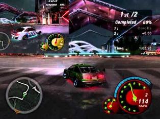Game / Permainan Mobil Balap