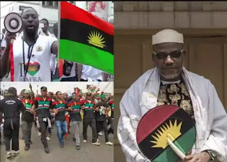 Terrorists don't vote, IPoB declares ahead of Anambra Election