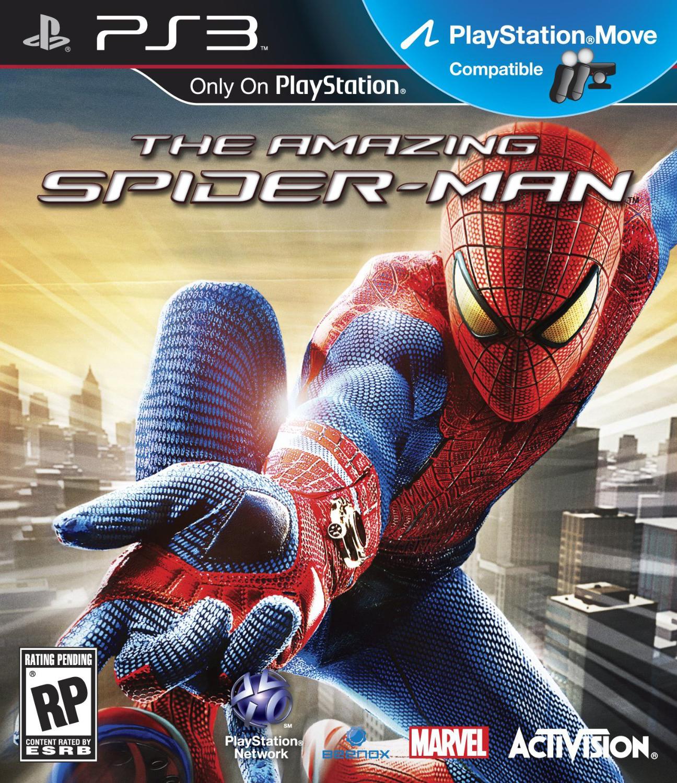 الموضوع الرسمي لفيكسات تحديثات الألعاب وأحدث فيكسات الألعاب (التحديث الأخير بتاريخ 18/06/2013) Spiderman-Cover