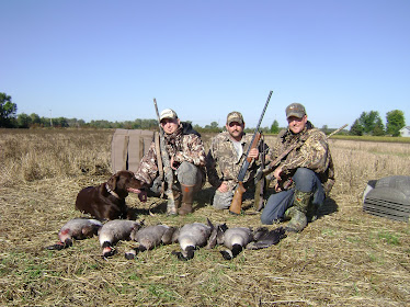 2010 Early Goose Season