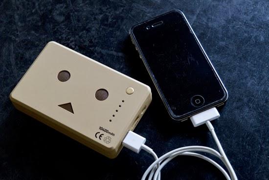 cheero Power Plus 10400mAh DANBOARD Version  iPhone