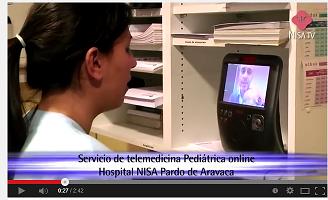 Servicio de Telemedicina Pediátrica