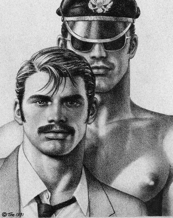 TOM OF FINLAND movie on the way ...