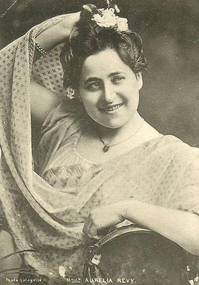 HUNGARIAN PRIMA DONNA AURELIE RÉVY (1879-1957) CD