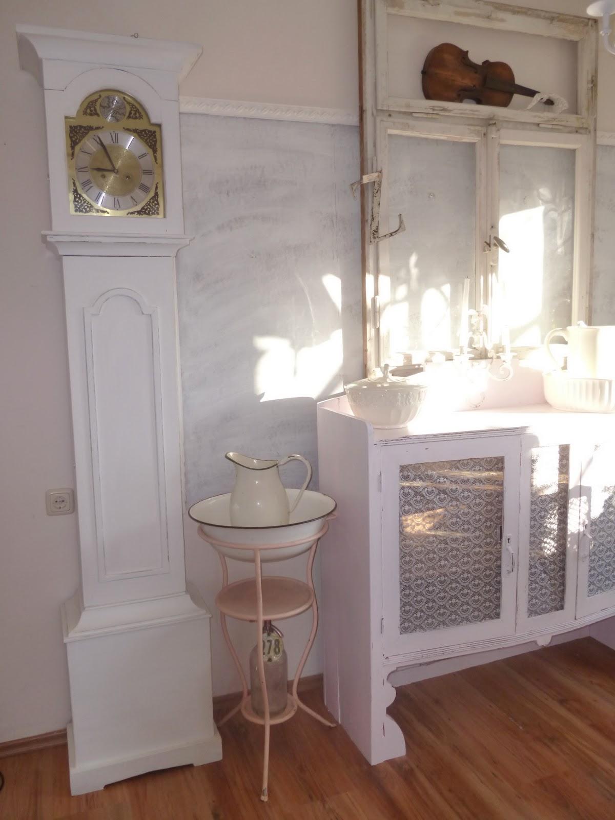 Heavens ros cottage unser kleines esszimmer im vintage stil for Kleines esszimmer