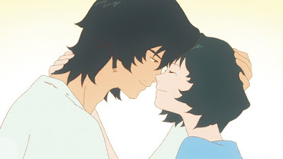Wolf Children película anime