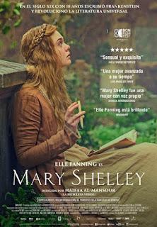 Mary Shelley en Español Latino