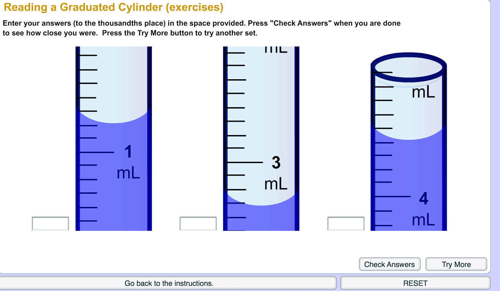 Printables Reading A Graduated Cylinder Worksheet reading a graduated cylinder cbru the techie teacher cylinders ideas and freebie 1600 x 933