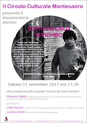 11 novembre 2017 Sotto un cielo di piombo al Circolo Culturale Montesacro