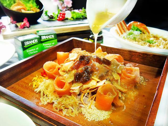 Street 50: CNY 2016 Hotpot Buffet with BRAND'S Chicken Essence