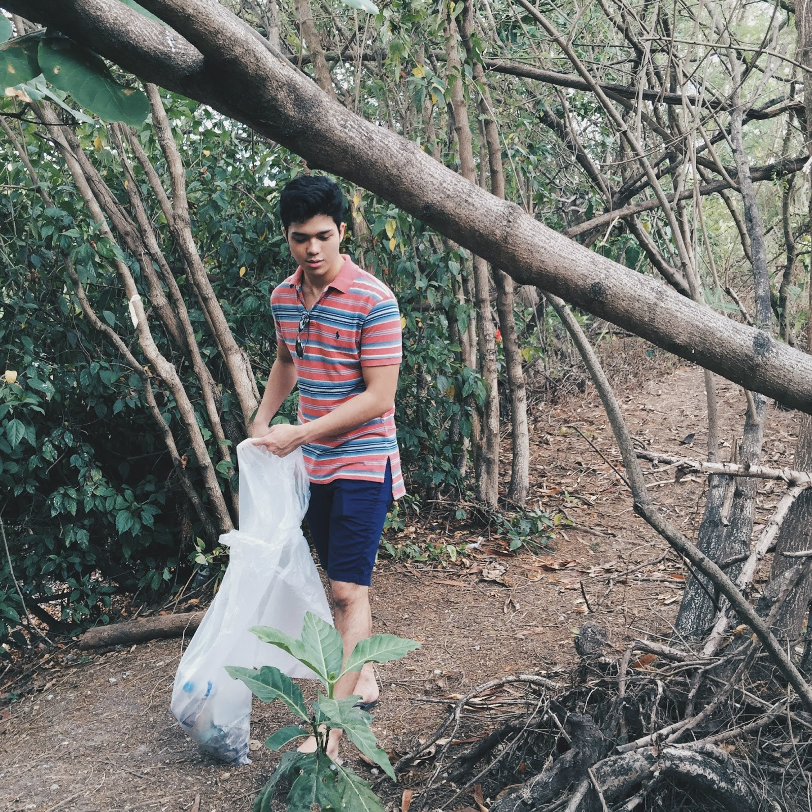 elmo magalona birthday coastal cleanup in manila bay