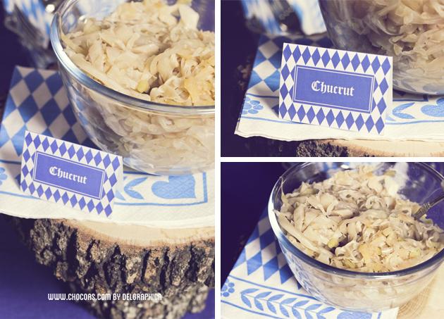 receta chucrut oktoberfest