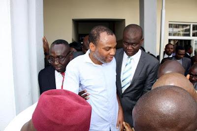 biafra pro activist nnamdi kanu in court