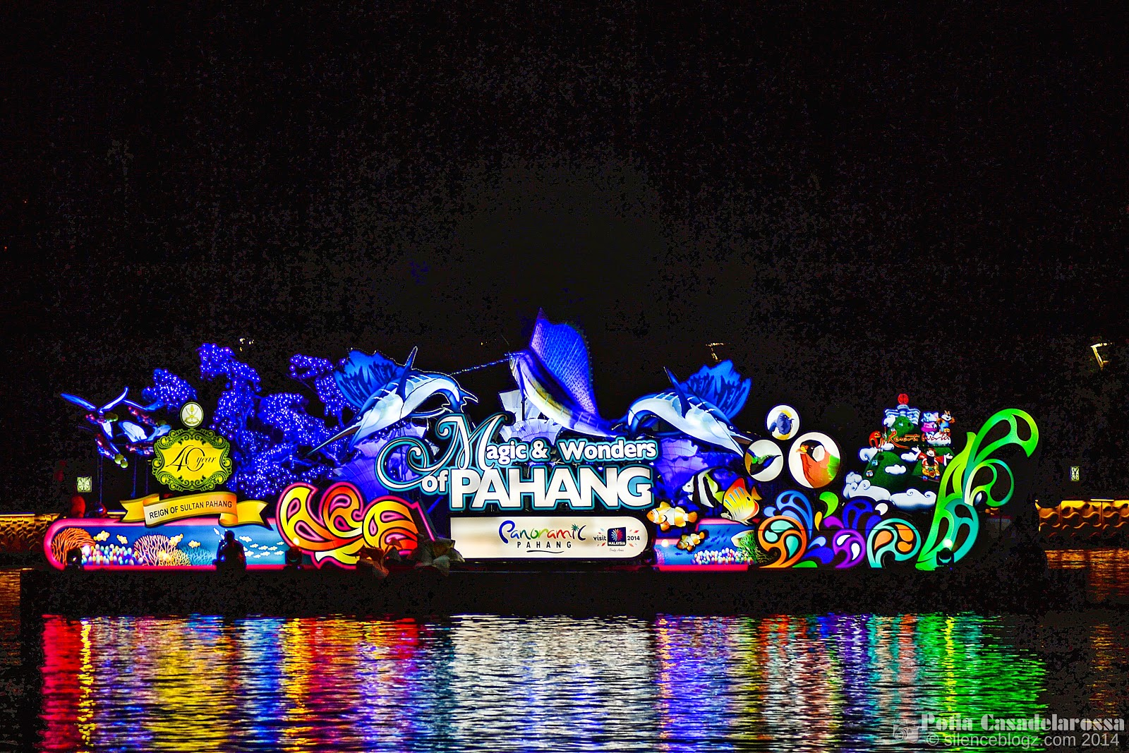 Gambar Sekitar Magic of The Night Putrajaya 2014