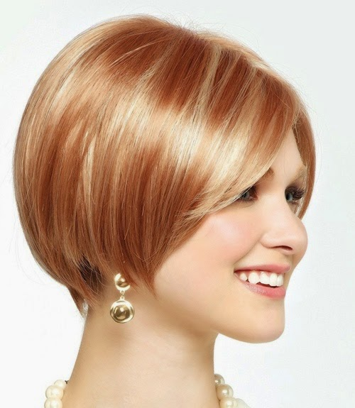 Cute Short Bob Hairstyles for spring