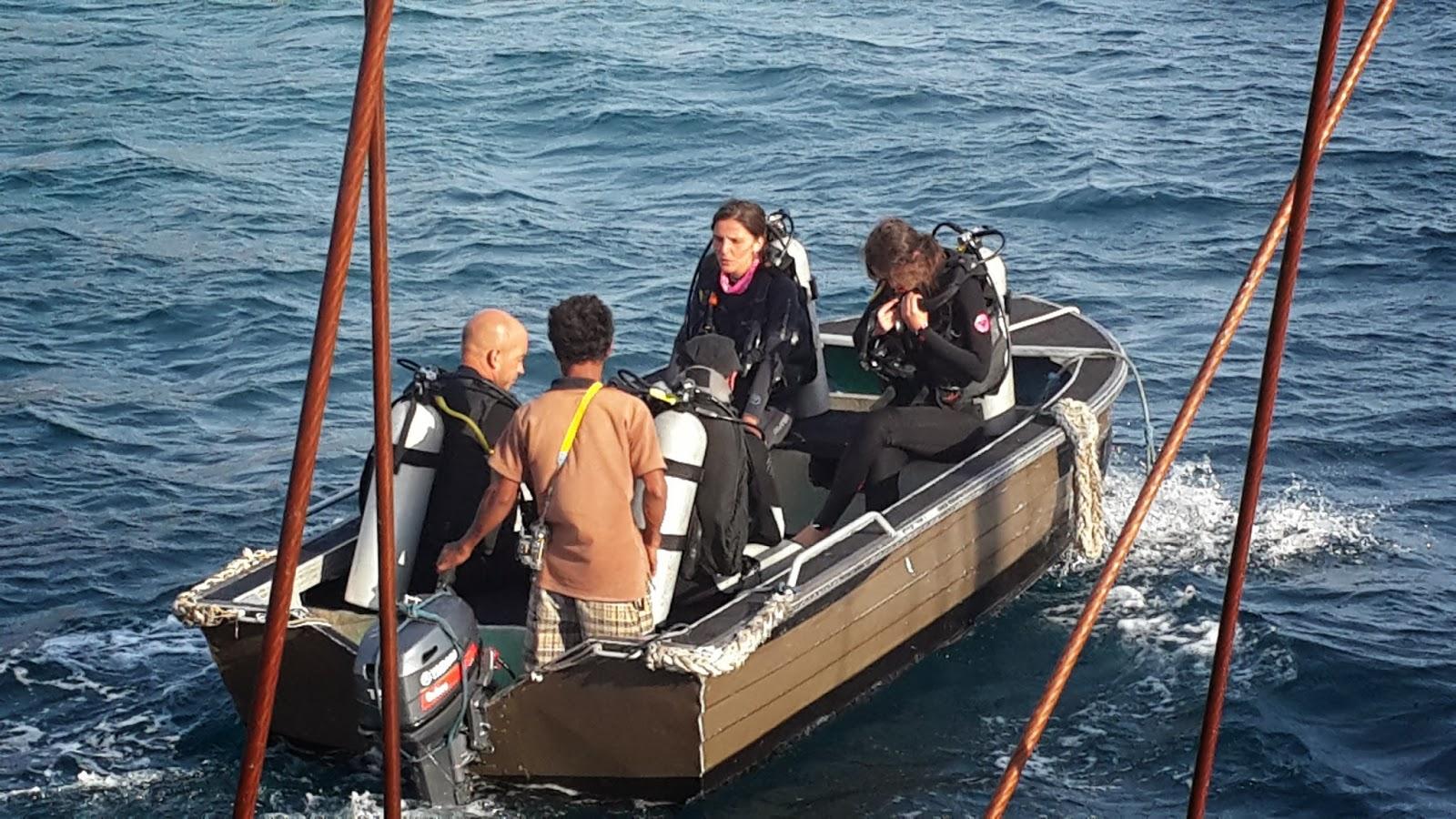 Croisière Plongée à bord d' Antares (voilier traditionnel) en Indonésie - www.piratesbaycroisiere.fr