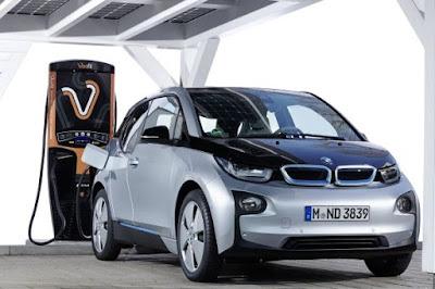 """H BMW i τιμήθηκε με το βραβείο """"Momentum for Change"""" από τα Ηνωμένα Έθνη (UN)"""