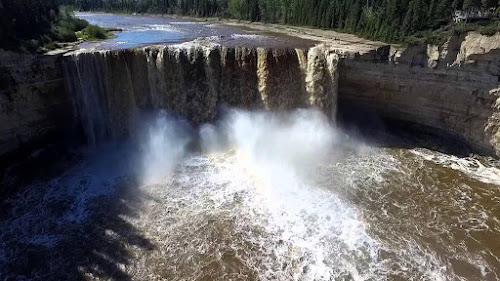 Alexandra Falls – Northwest Territory - Canadá