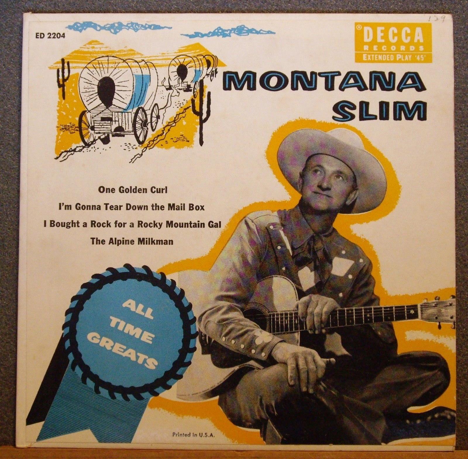 Montana Slim!