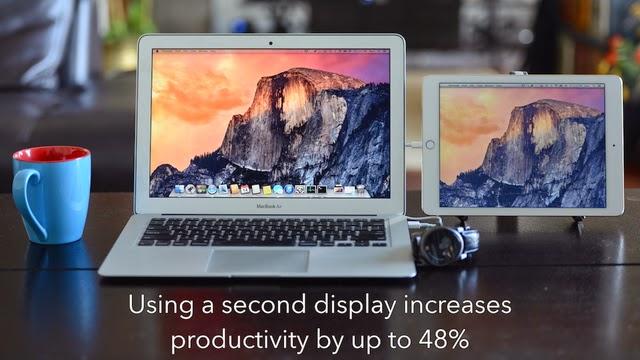 Come usare iPad come schermo MAC