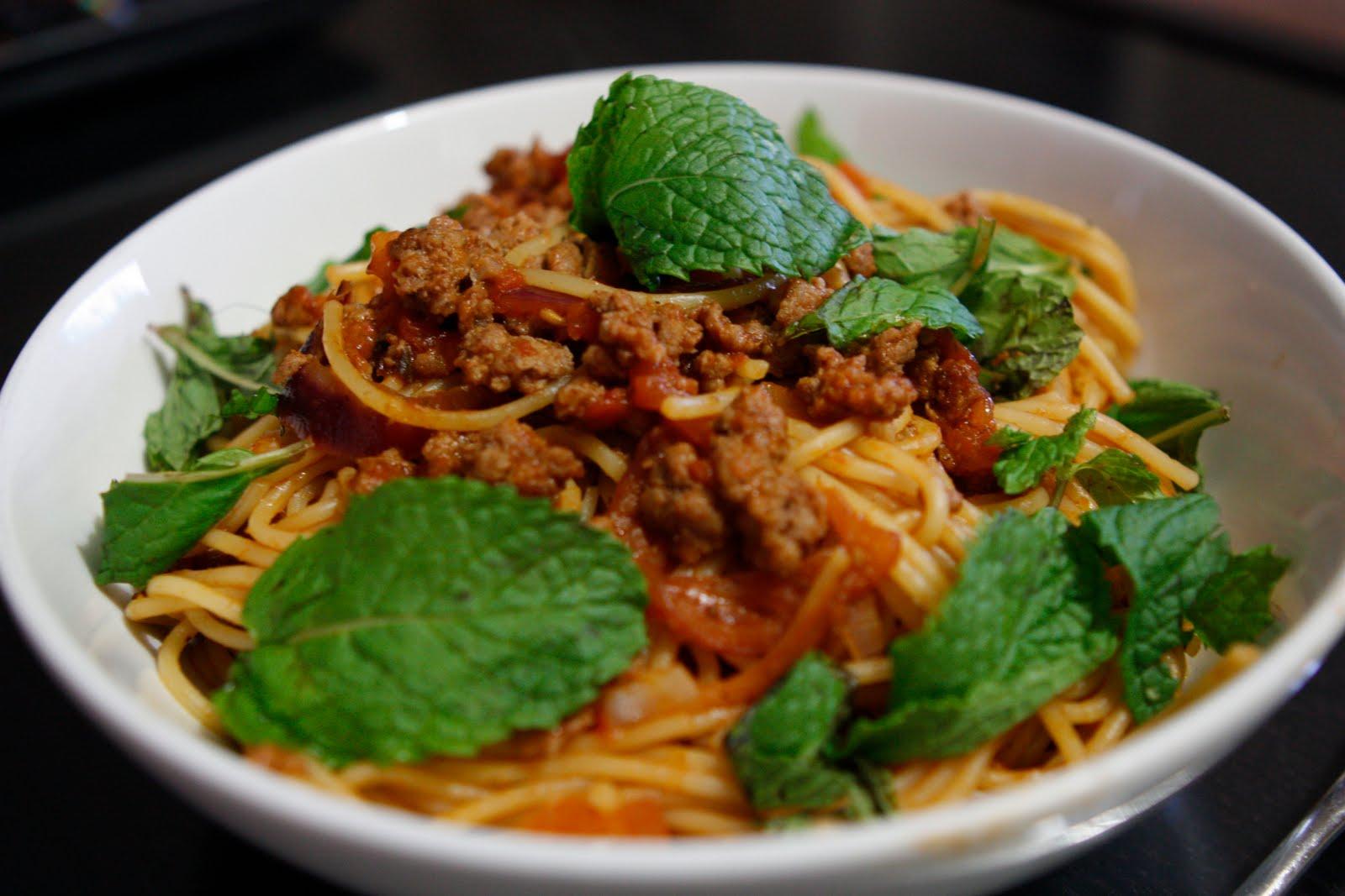 how to make some good spaghetti