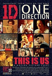 DVD & Blu-ray release date- One Direction: This is Us