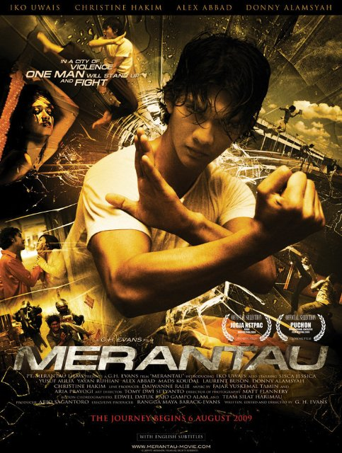 Merantau Multi DTS BluRay 1080p x264-Cris01