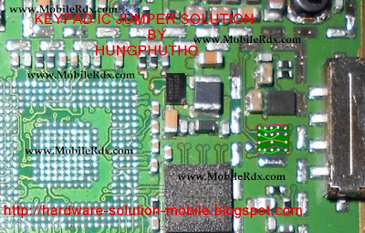 Nokia 5800 Keypad Ic Jumper Solution