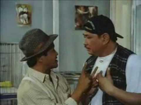 Don Robert Makunatan and Gimo in Oki Doki Doc movie 1996