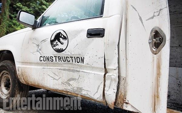 """Fotos del rodaje de """"Jurassic World"""""""