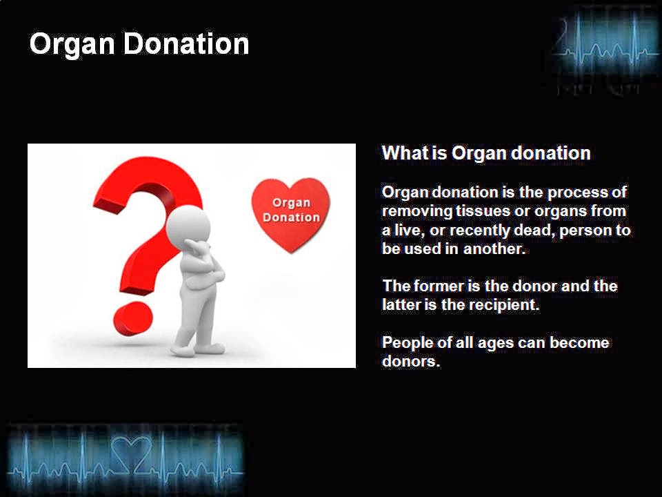 organ donation audience analysis Name: kylie hawkins subject: organ donation general purpose: to persuade specific purpose: to persuade my audience to become an organ donor persuasive speech preparation outline.