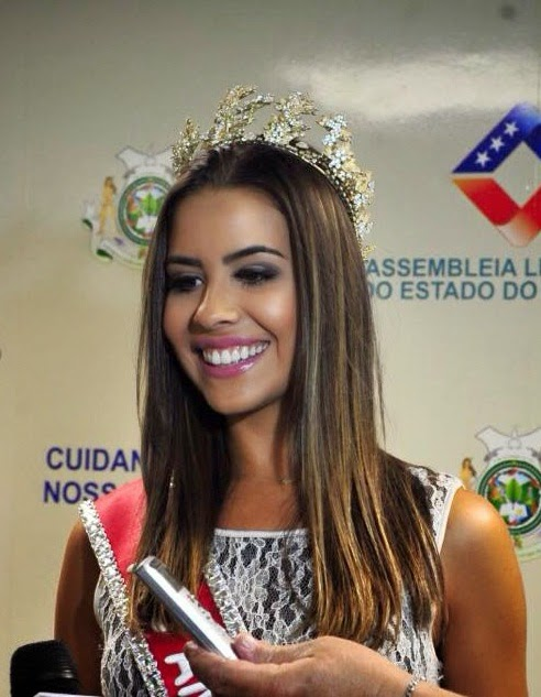 Miss Universo Amazonas 2015