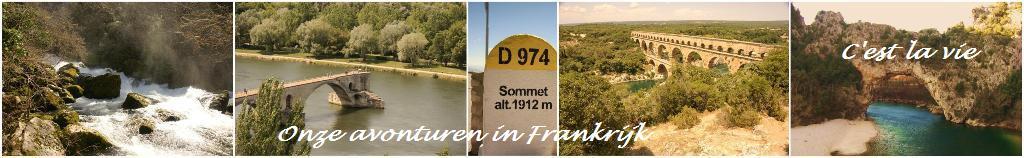 Onze Avonturen in Frankrijk