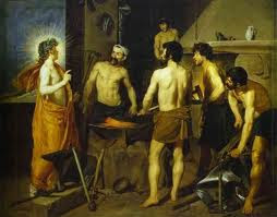 The Forge of Vulcan - Velasquez
